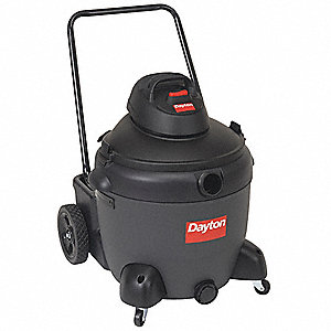 18 gal. Specialty Wet/Dry Pump Vacuum, 6 Peak HP, 120 Voltage