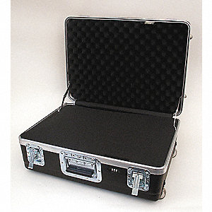 "Protective Case, 22"" Overall Length, 18"" Overall Width, 11-1/2"" Overall Depth, HMW Polyethylene"