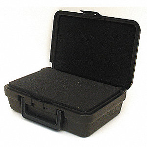 "Protective Case, 9-1/2"" Overall Length, 6-1/2"" Overall Width, 3-1/2"" Overall Depth"