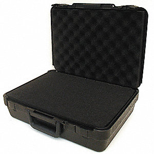 Protective Case,15x11x4-3/8 In,6lb,Black