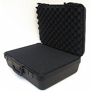 "Protective Case, 19"" Overall Length, 14"" Overall Width, 6-1/4"" Overall Depth"
