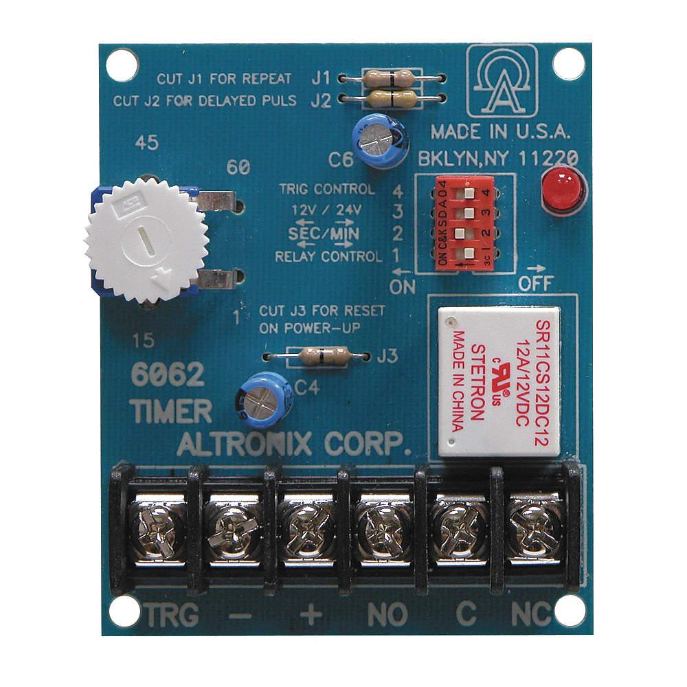 Altronix Timer Relay Wiring Diagram Reveolution Of Relays Diagrams Phenolic Or Fiberglass Time R Multifunction 12 24vdc Rh Grainger Com Timers Door