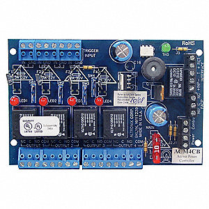 Phenolic or Fiberglass Access Power Controller 4PTC Trigger