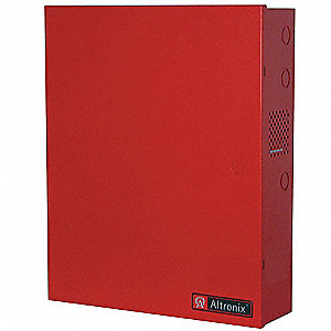 Steel Nac Power Extender 10A Sync 864,9Th, Large Enclosure with Red Finish