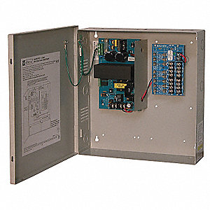 Power Supply 8 Fuse 12Dc/3.5A Or 24Dc/3A