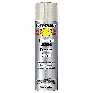 Almond Rust Preventative Spray Paint, Gloss Finish, 15 oz.