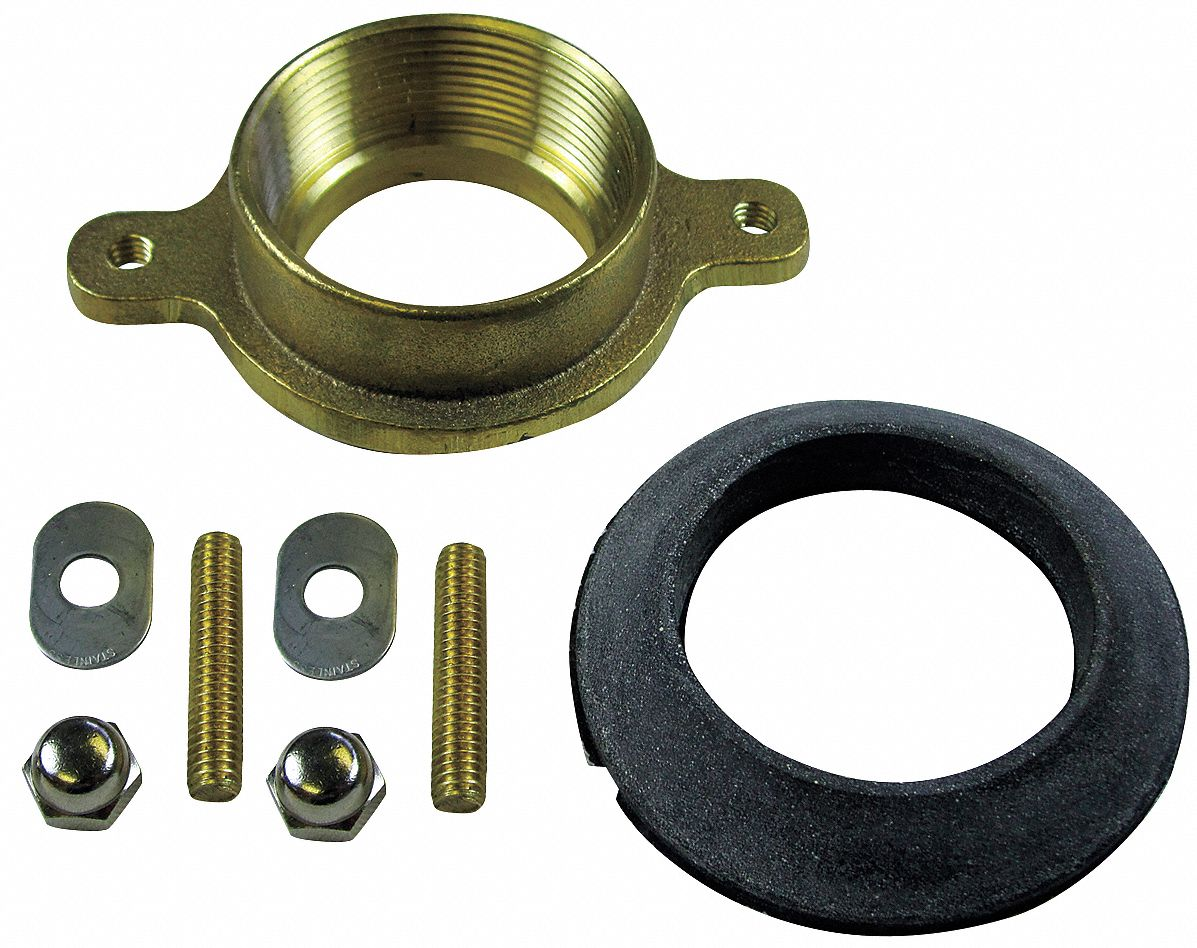 American Standard Flange Kit Fits Brand American Standard For Use With Most Urinals 2 In 4thk6 047082 0070a Grainger