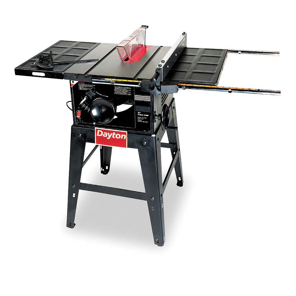Dayton worksite table saw 4tj884tj88 grainger zoom outreset put photo at full zoom then double click greentooth Images
