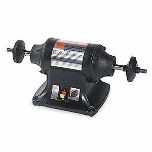 Buffer,8 In,120 V,3/4 HP,5/8 In Shaft