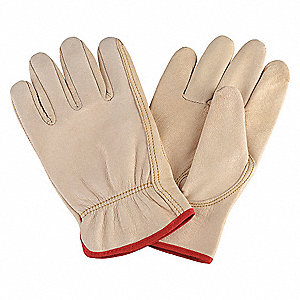 Leather Drivers Glove,Goatskin,Tan,XL,PR