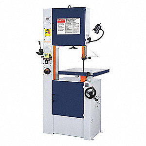 Vertical Band Saw,HP 1-1/2,115/230 V