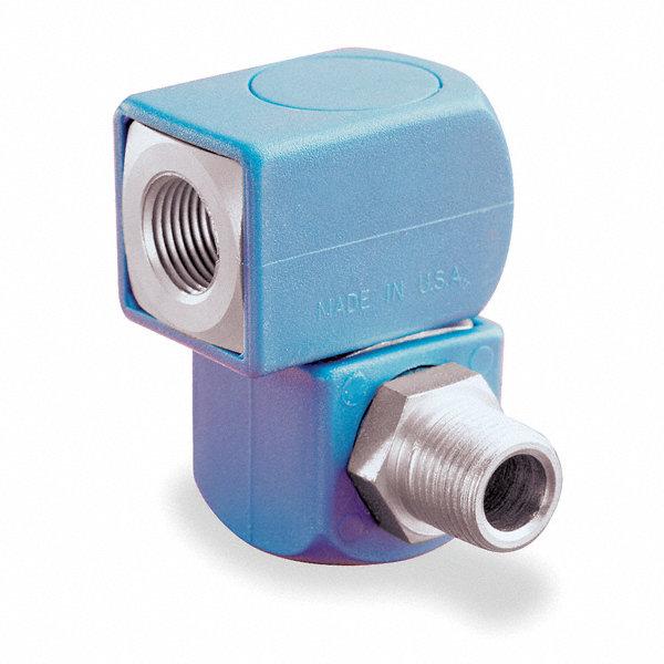 Dyna con air tool swivel fitting tk grainger