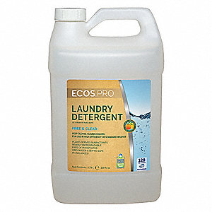 1 gal. High Efficiency Liquid Laundry Detergent, 1 EA