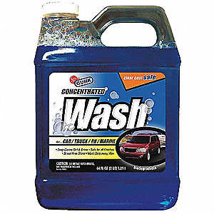 Car and Truck Wash,64 Oz.,Bottle