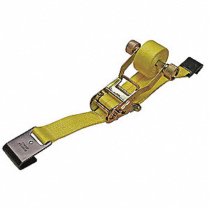 Cargo Strap,Ratchet,27 ft x 2 In,3333 lb