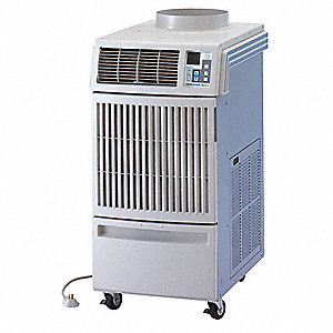 Portable Air Conditioner,12000Btuh,115V