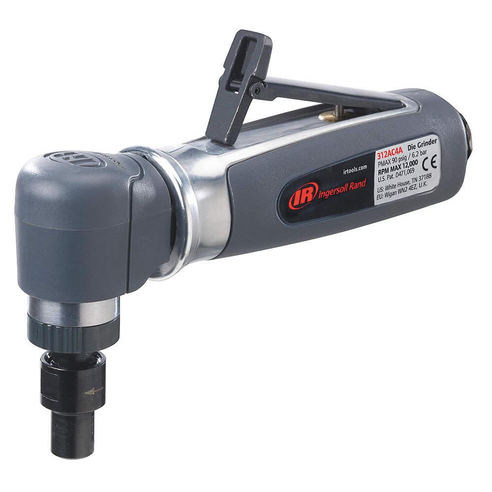 velocidad de ralent/í: 18000 rpm taladro angular mini rectangular naranja Aire Perforadora angular 0.6-6 mm (1//4