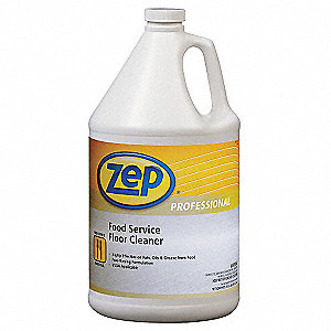 1 gal. Food Service Floor Cleaner, 1 EA