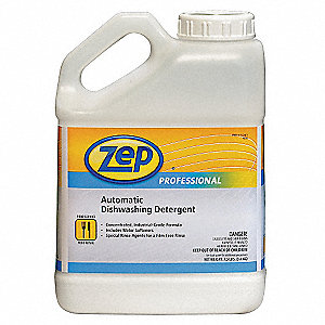 Powder Dishwasher Detergent, 6.5 lb. Bottle, 1 EA