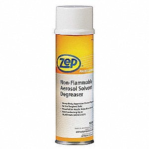 Unscented Solvent Degreaser, 20 oz. Aerosol Can