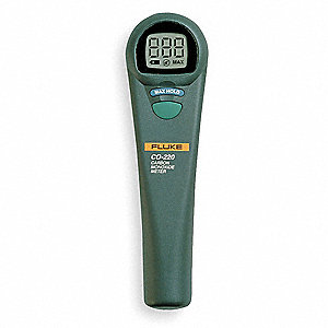 Meter,Carbon Monoxide,0 to 1000ppm