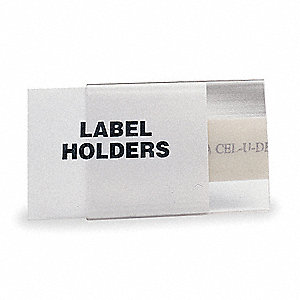 Label Holder,Pk25