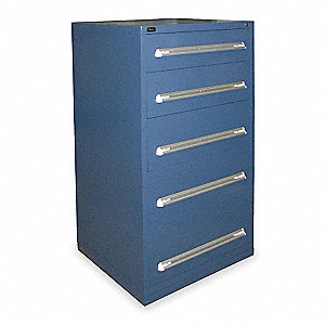 Modular Drawer Cabinet,59 In. H,30 In. W