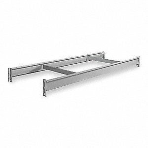 "60"" x 24"" Additional Shelf Level, Gray"