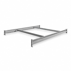 "Shelf,48"" D,60"" W,No Decking"