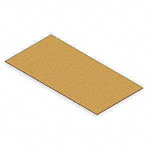"72"" x 36"" Particle Board Decking with 2750 lb. Load Capacity"