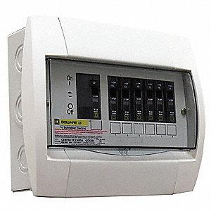 Schneider electric centro de carga 100a 120 240vca - Tablero aglomerado precio ...