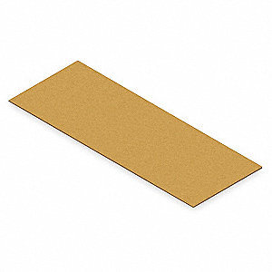 "Particle Board Decking used with Bulk Storage Rack, 36""D x 96""W, Natural"