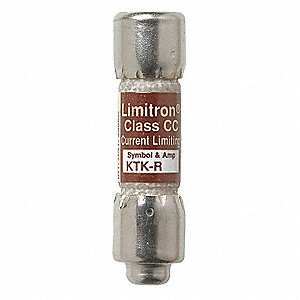 FUSE,LOW VOLTAGE,KTK-R,6/10A,600VAC