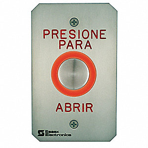 Piezoelectric Switch,Presione Para Abrir