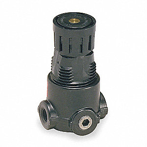 "1/8"" General Purpose Air Regulator , 13 cfm Max. Flow - Regulators"