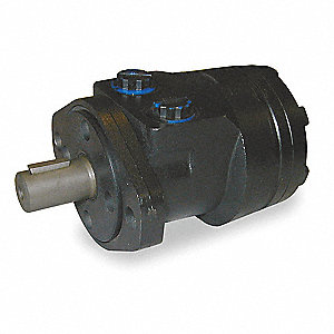 Motor,Hydraulic,9.7 cu in/rev,2 Bolt