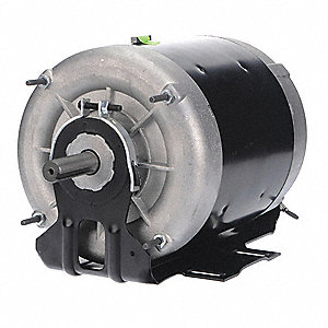 1/2 HP Direct Drive Blower Motor, Split-Phase, 1725 Nameplate RPM, 115 Voltage, Frame 56
