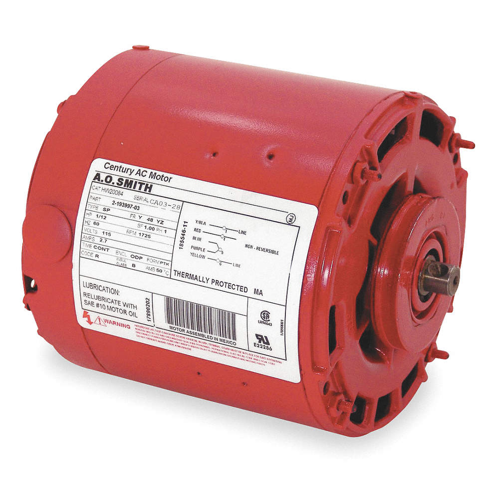 Century 1 12 Hp Water Circulator Motor Split Phase 1725 Nameplate Supply Generator Zoom Out Reset Put Photo At Full Then Double Click