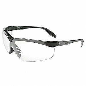 Genesis® S Scratch-Resistant Safety Glasses, Clear Lens Color