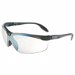 Genesis® S Scratch-Resistant Safety Glasses, SCT-Reflect 50 Lens Color