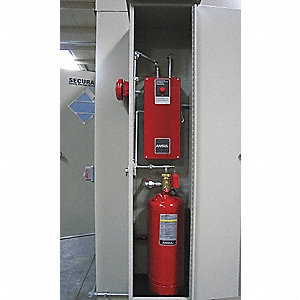 Dry Chemical Fire Suppresion System