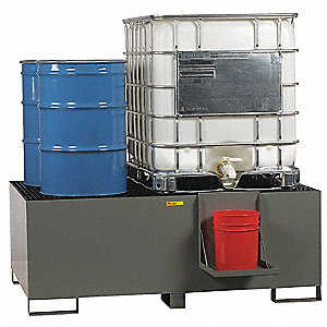 IBC Dispensing Containment Unit,51 In. W