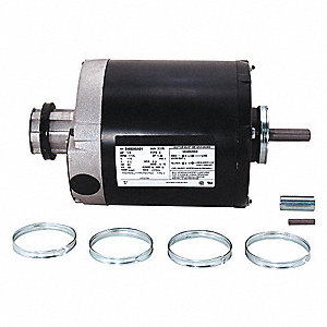 Motor,Split Ph,1/4 HP,1725,115V,48,ODP