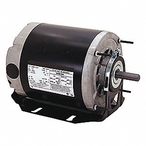 Motor,Sp Ph,1/2 HP,1725,115/208-230V,48