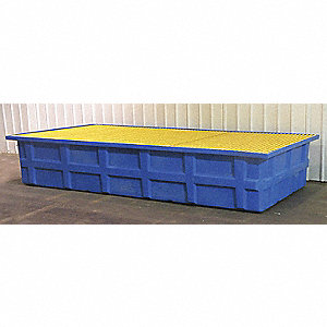 IBC Containment Unit,20 In. H,110 In. L