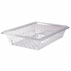 Co-Polyester Colander/Drain Tray