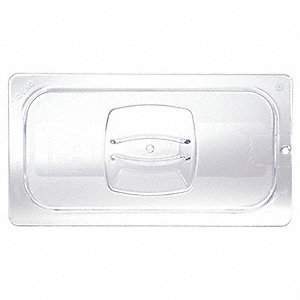 Half Size Pan Cover,Clear