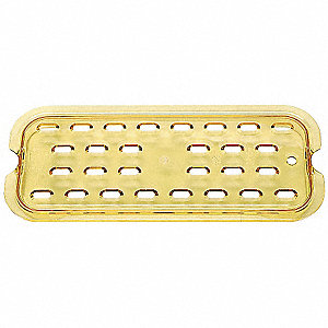 Polycarbonate Hot Food Pan Drain Tray