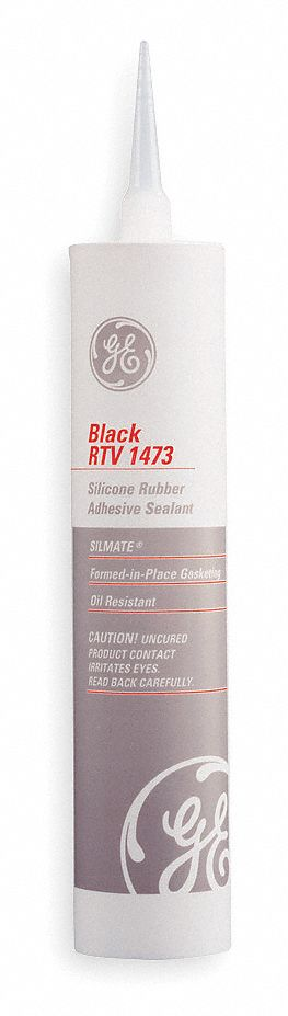 MOMENTIVE Oil-Resistant Industrial Silicone Sealant, -75 to