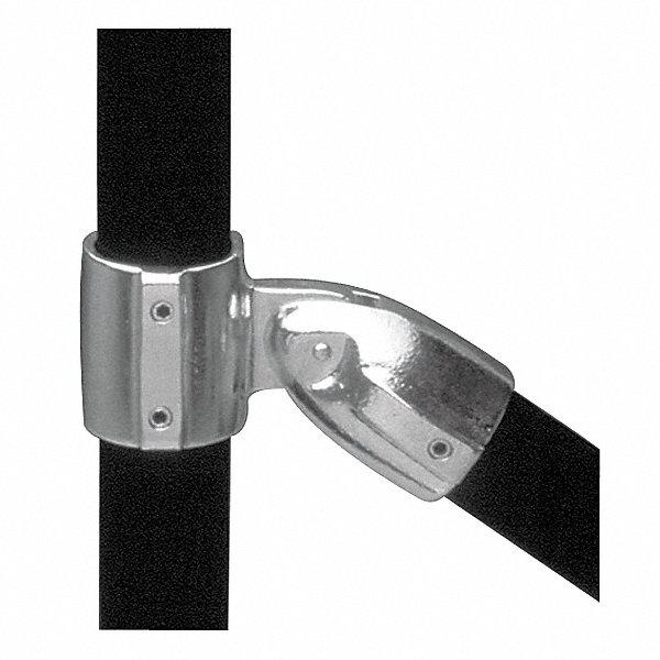 Hollaender adjustable elbow tee aluminum structural